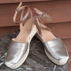 Leather  sandals  Franco Sarto